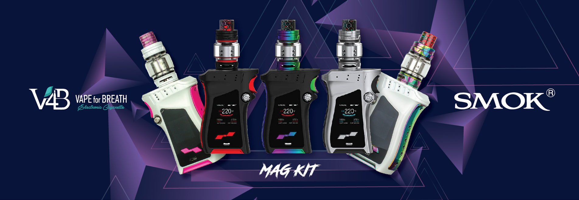 Mag Kit 225w By Smoktech