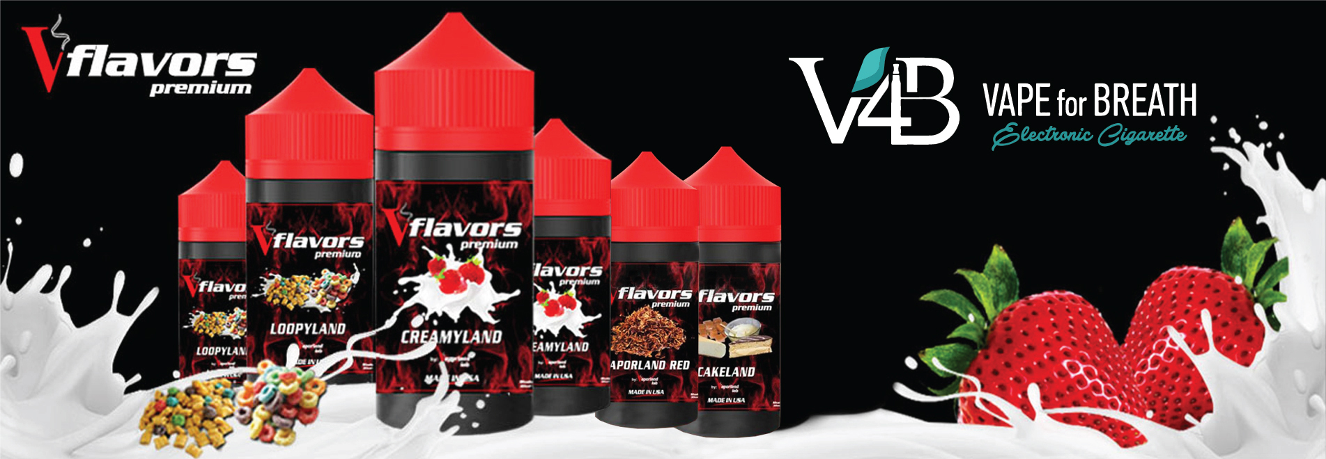 VFlavors Mix Shot